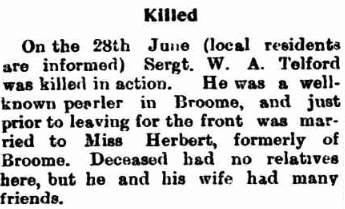 Telford_William_killed